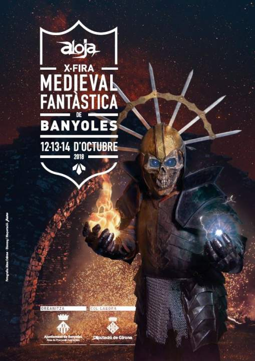 X Aloja, Fira Medieval Fantàstica de Banyoles