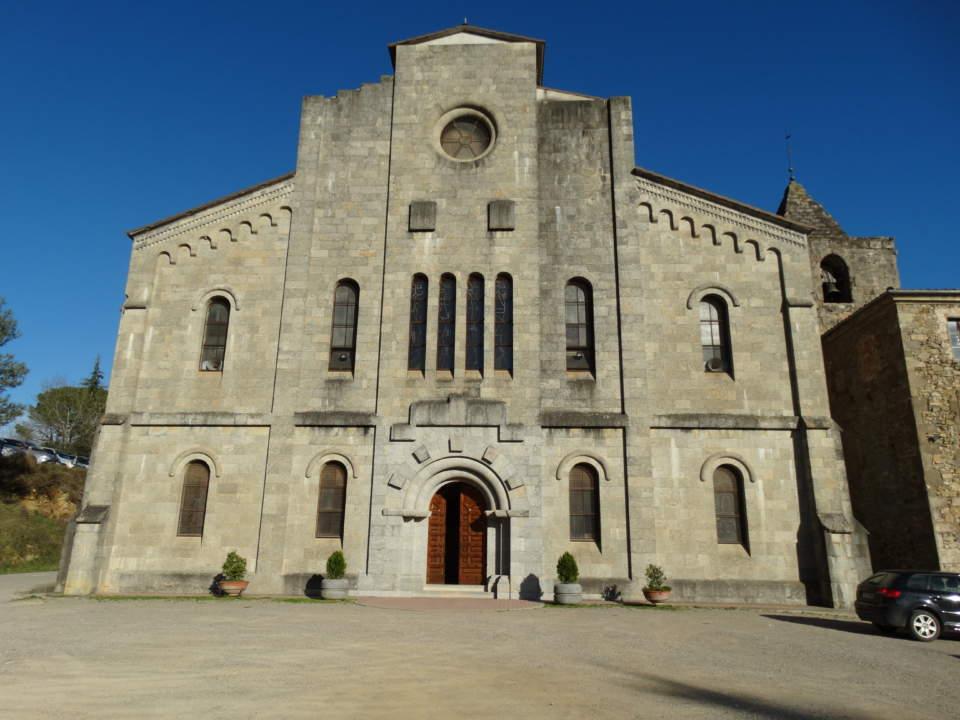 Festa de l'Aparicio a Santa Maria del Collell