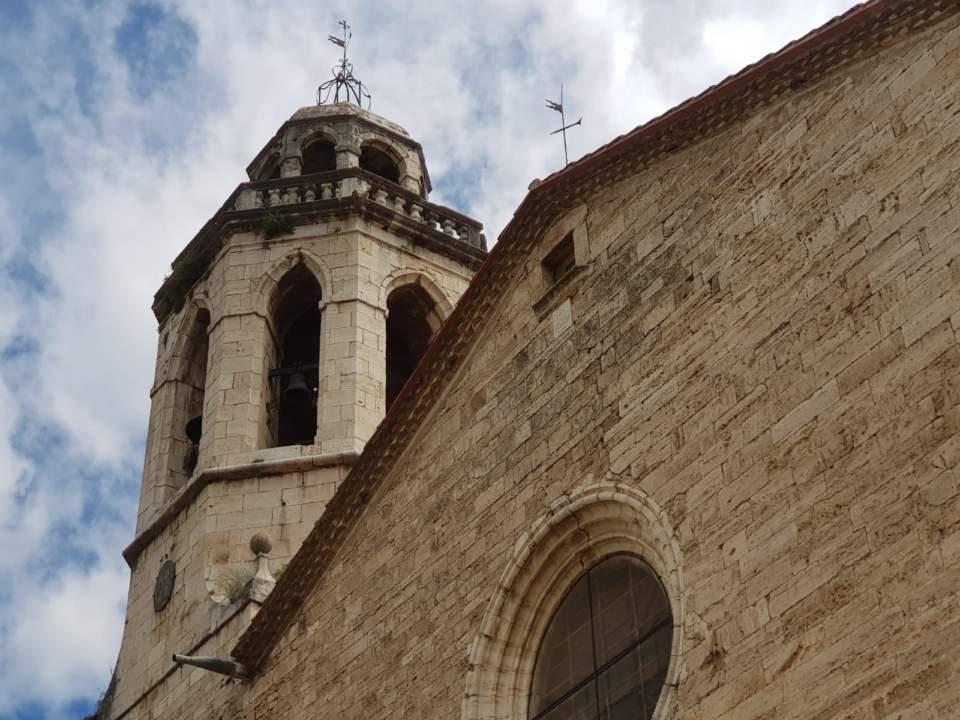 """Visita guiada """"Banyoles medieval: del carrer al campanar"""""""
