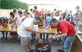 Festa del barri de Sant Martirià