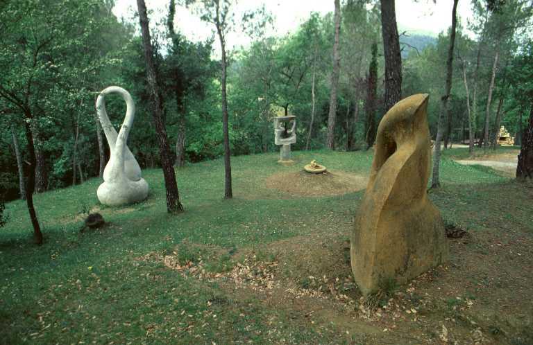 Escultures a cel obert