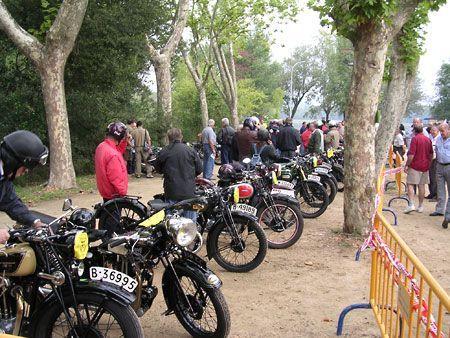 35a Trobada de motos antigues
