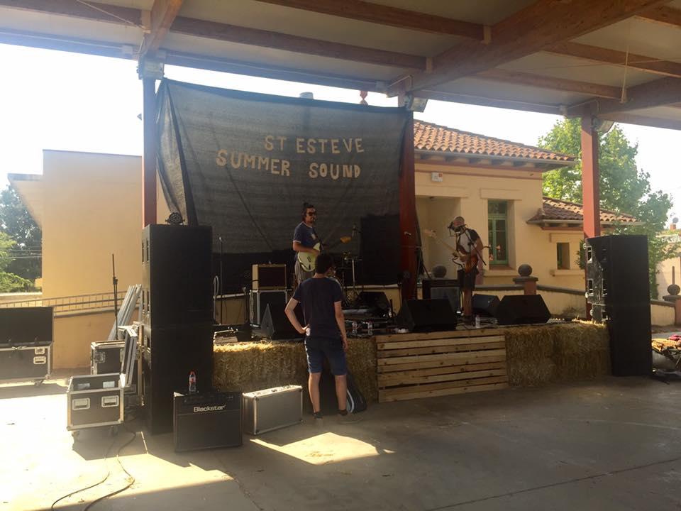 Festa Sant Esteve Summer Sound