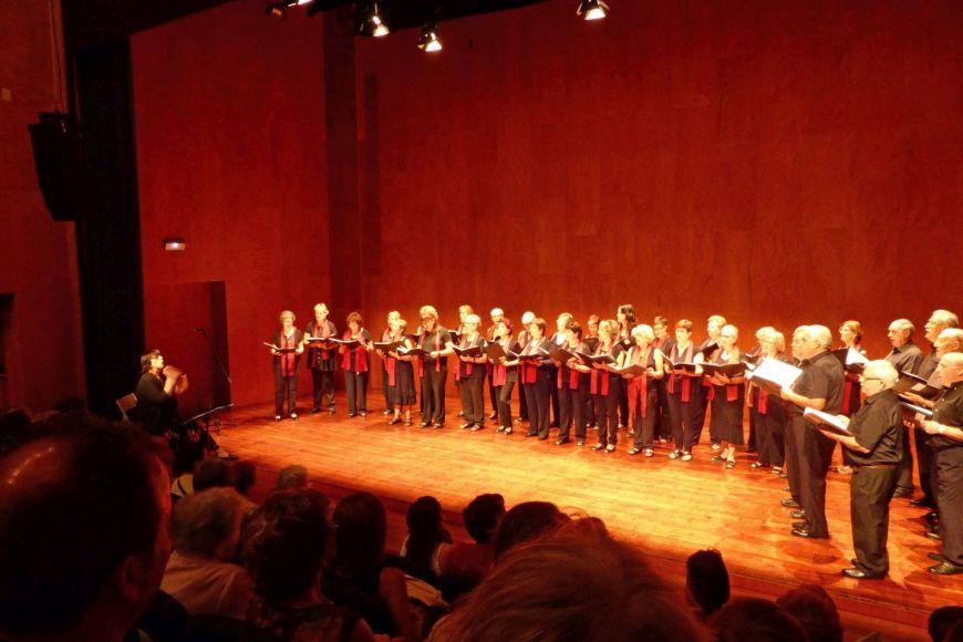 Concert de Tardor de l'Associació Junts i Endavant