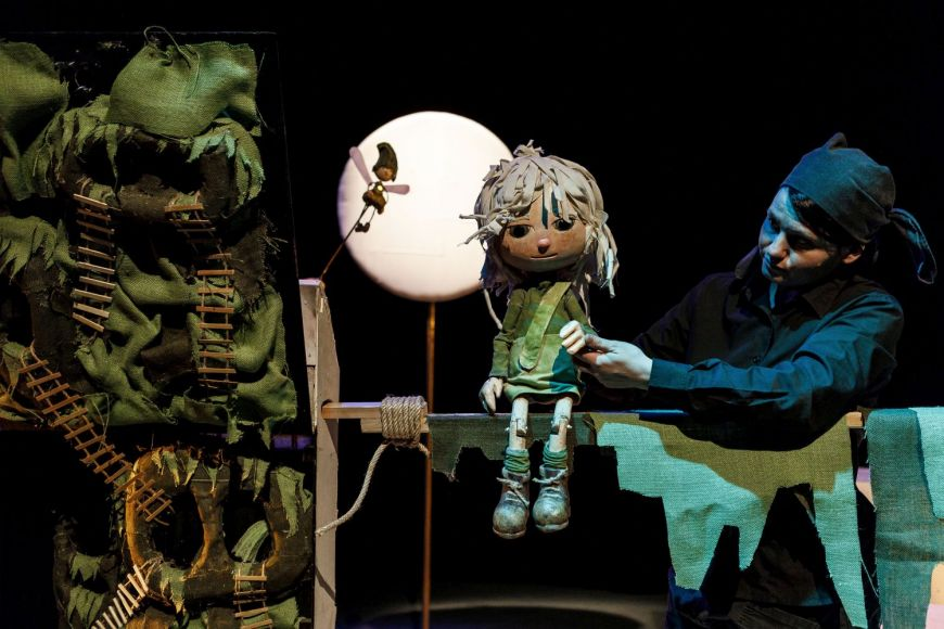 "Teatre familiar ""Adéu Peter Pan"""