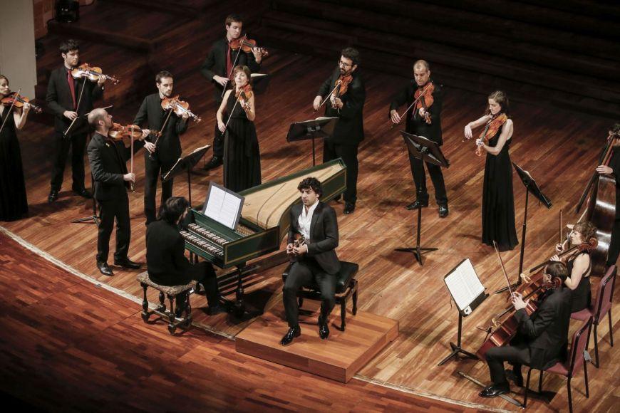"""Orquestra Simfònica Camera Musicae """"Nadal simfònic: obres de Haydn, Bach i Mozart"""""""
