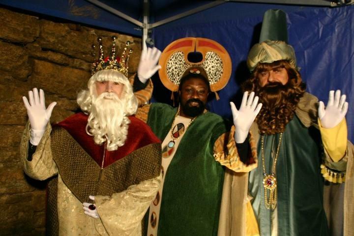 Cavalcada dels reis mags d'orient de Banyoles