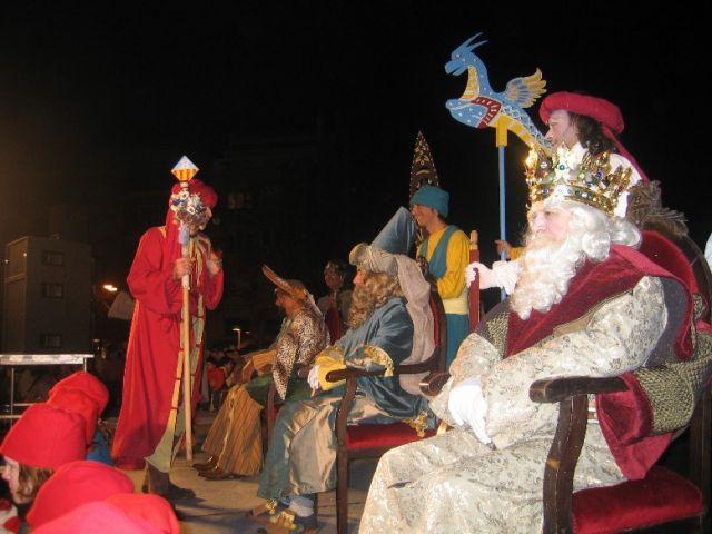 Cavalcada de reis a Vilavenut
