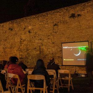 IV Trobada a la muralla: 100 hores d'astronomia