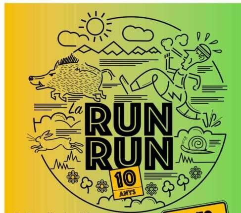 10 anys de la Cursa atlètica Run Run La Vall del Terri