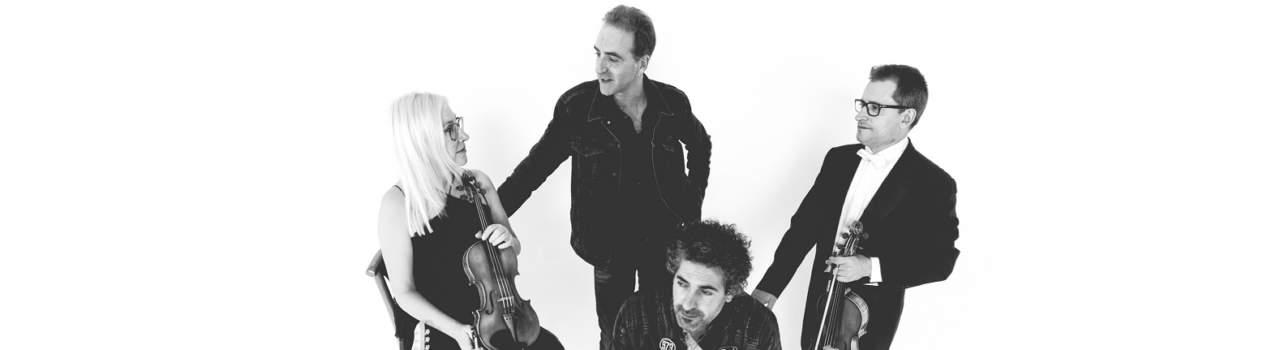 Músiques modernes - Tokaji Quartet