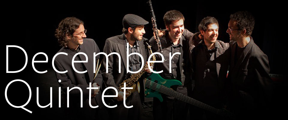 Jazz i Cinema - El Rostre Pàl·lid- December Quintet