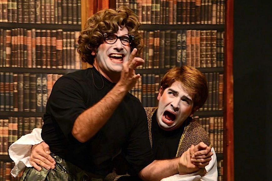 Teatre - Les dones sàvies, de Molière