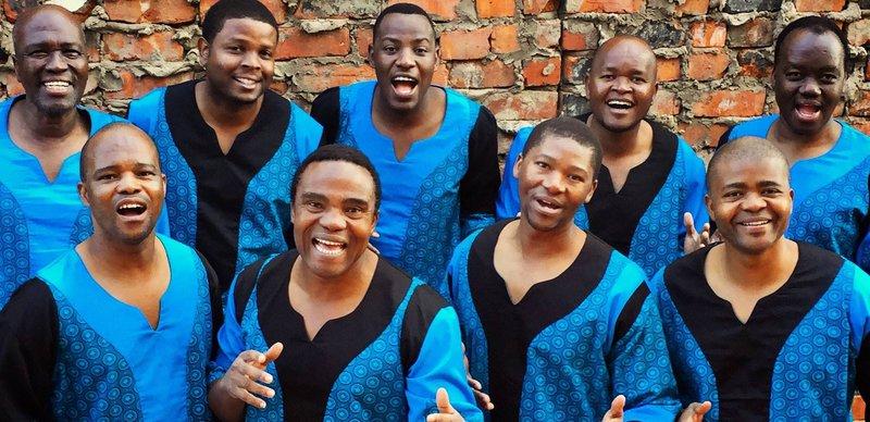 Músiques del Món - Ladysmith Black Mambazo