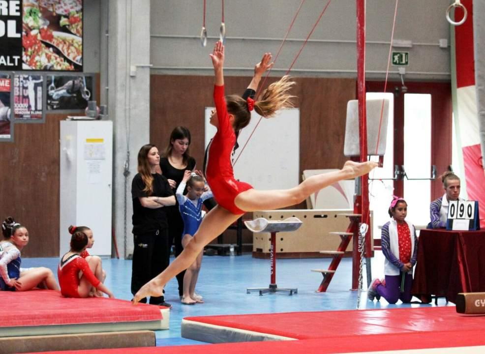 Campionat intercomarcal de gimnàstica artística