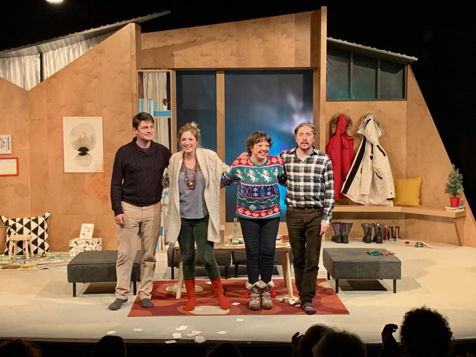 Teatre comèdia- Lapònia amb Roger Coma