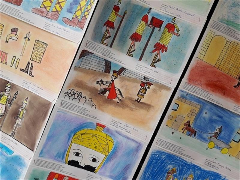 """Exposició - """"15è Concurs de dibuixos dels Manípuls de Manaies de Banyoles"""""""