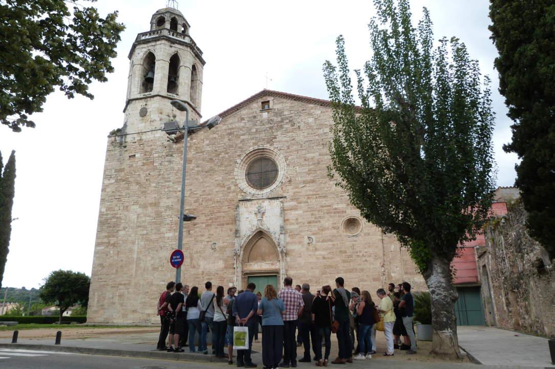 Visita guiada - Banyoles Medieval del carrer al campanar