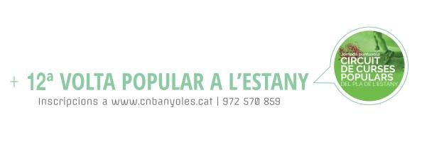 12a Volta Popular a l'Estany de Banyoles