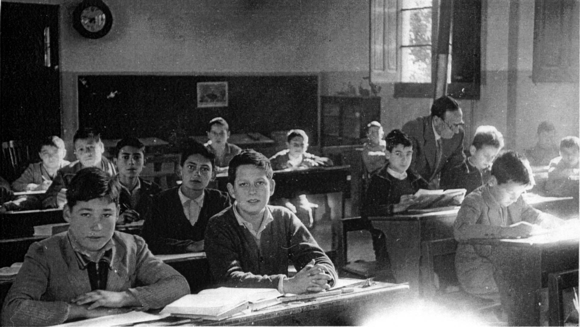 Xerrada: L'escola durant el Franquisme