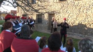 XXIII Cantada de caramelles i corrandes a Sant Miquel de Campmajor