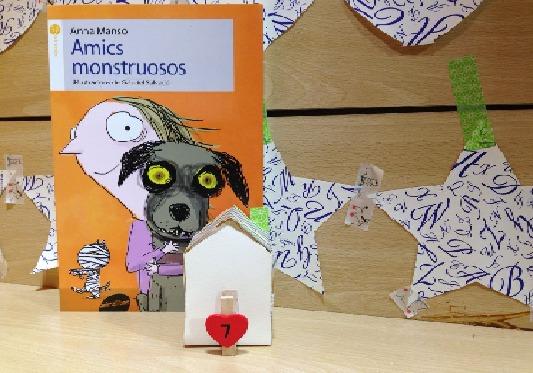 Club de lectura infantil - Amics Monstruosos d'Anna Manso