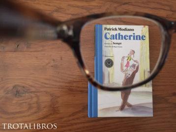 "Club de lectura infantil - ""Catherina"" de Patrick Modiano"