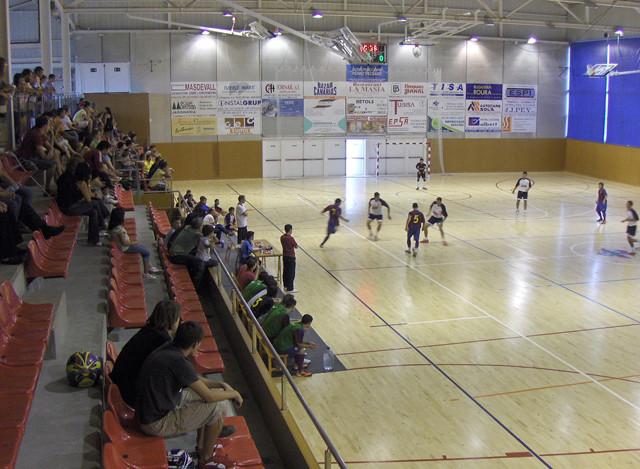 Campionat comarcal aleví de futbol sala