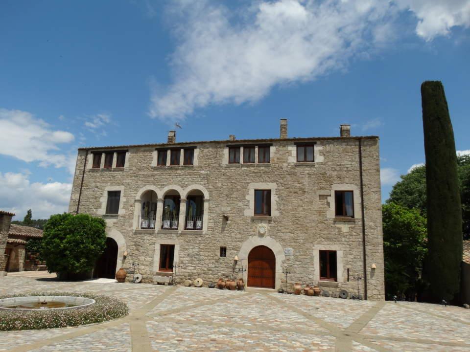 Visita guiada al Jaciment Arqueològic del Castell de Porqueres