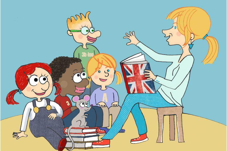 """Activitat infantil - Contes en anglès """"Story time"""""""