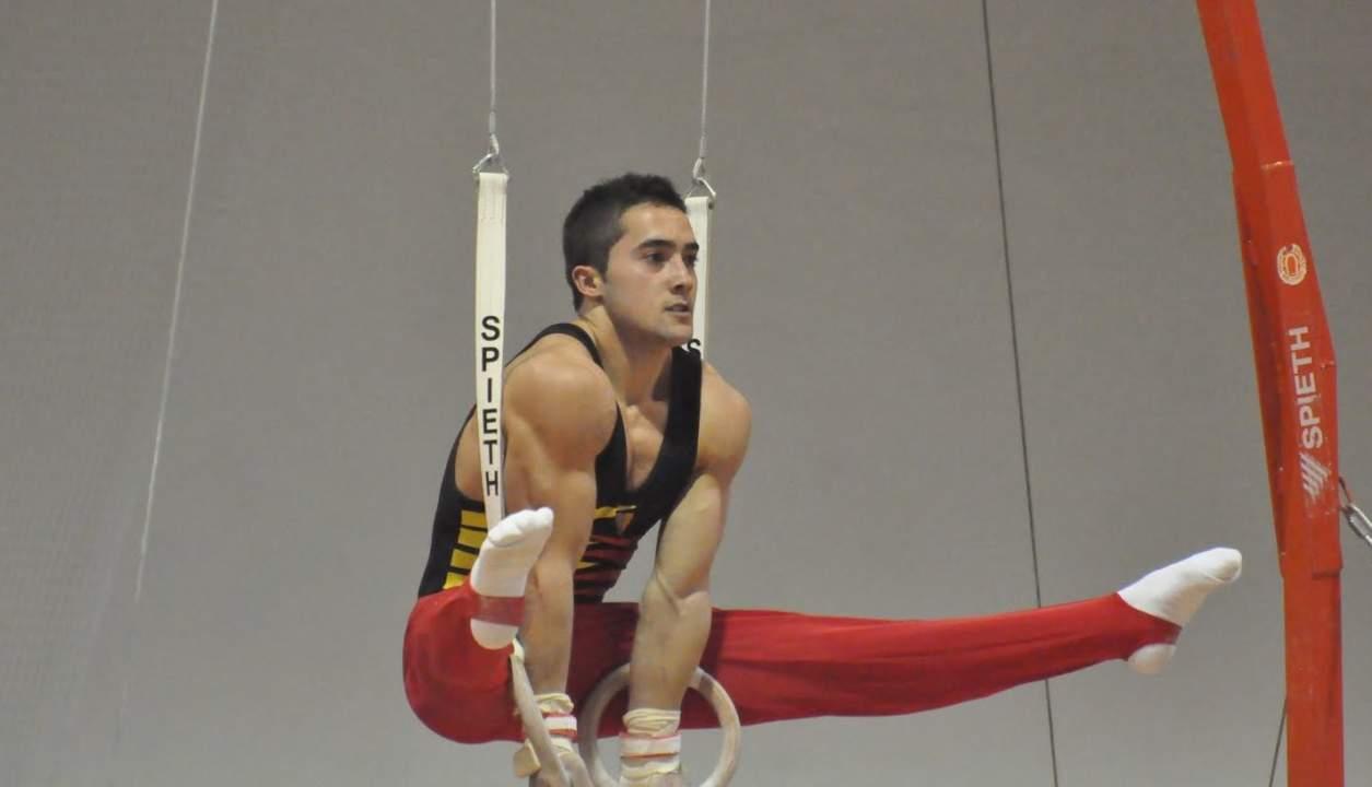 Copa Catalana de gimnàstica artística masculina