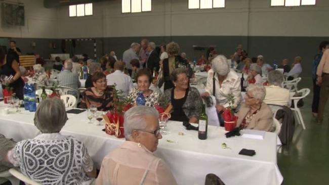 Festa de Sant Jordi del Casal de la Gent Gran de Camós