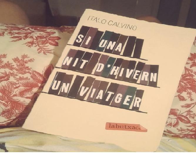 Club de lectura - Si una nit d'hivern un viatger - d'ltalo Calvino