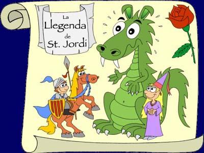 Hora del conte - La llegenda de Sant Jordi