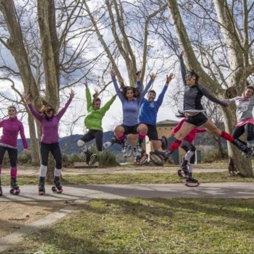 Activitat esportiva familiar - Descobreix l'Estany amb Kangoojumps!