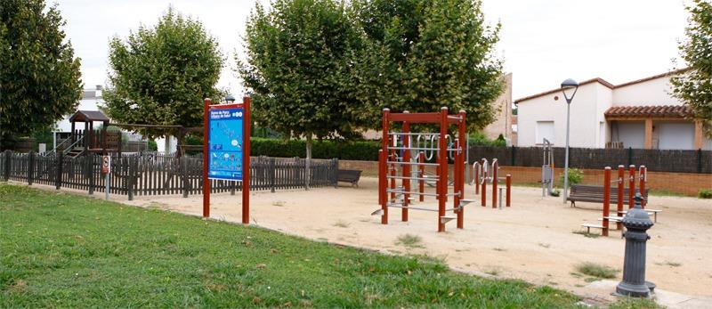 Dinamització als parcs urbans i als itineraris saludables de Borgonyà, Cornellà del Terri