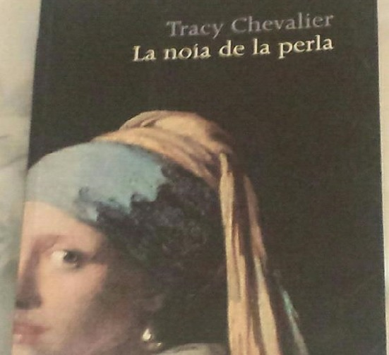 """Club de lectura - """"La noia de la perla"""" de Tracy Chevalier"""