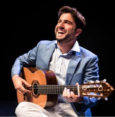 Música clàssica - Recital de guitarra amb Rafael Aguirre
