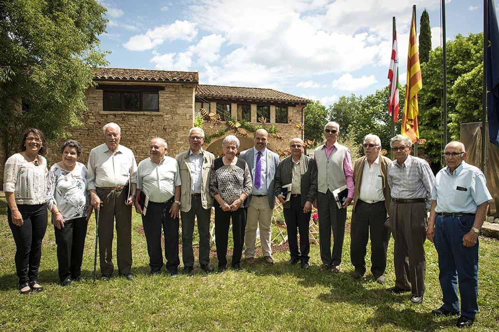 10a Festa homenatge a la gent gran de Porqueres