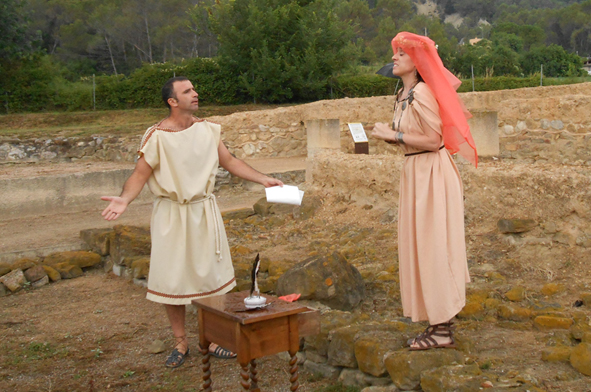 Visita teatralitzada - Nuptialis