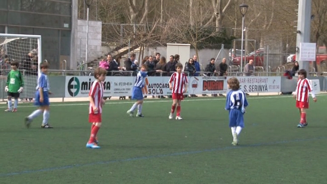 Trobada comarcal de futbol 7