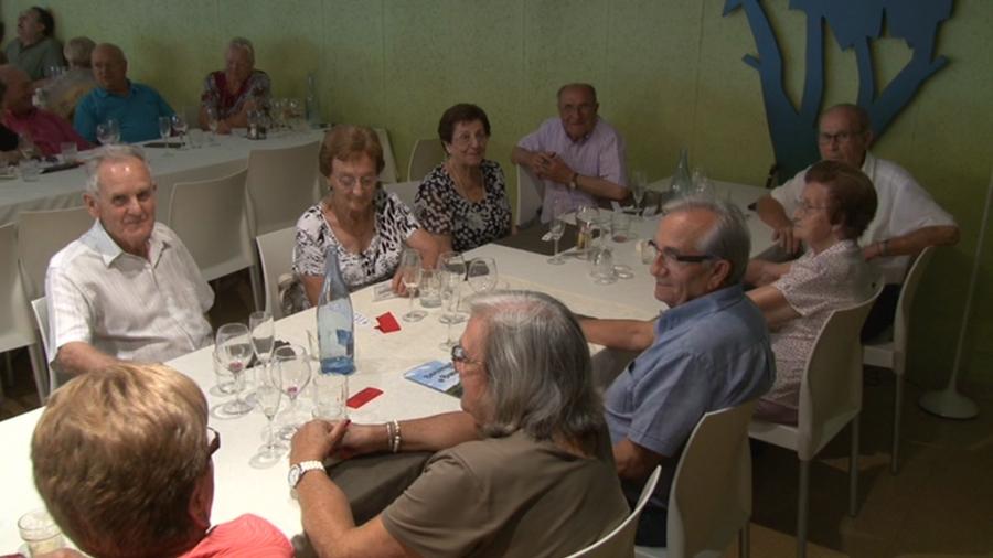 Actes de celebració dels 45 anys del casal de la gent gran de Banyoles
