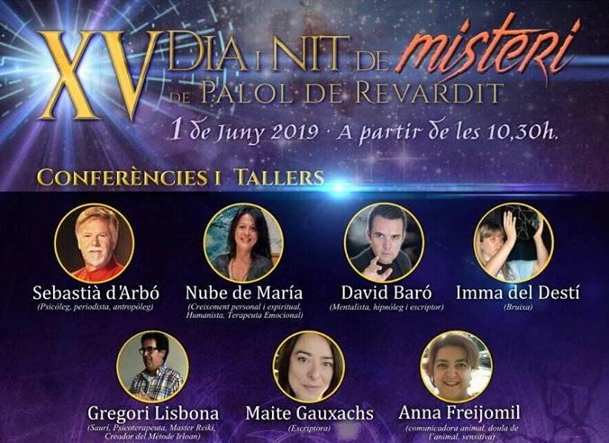 XV Fira dia i nit de Misteri de Palol de Revardit