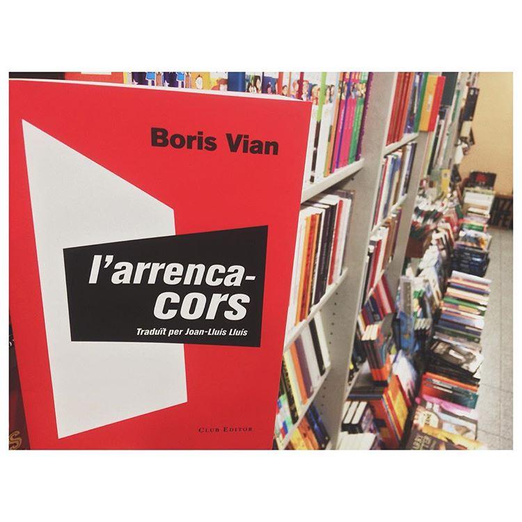 Club de lectura - L'arrencacors de Boris Vian