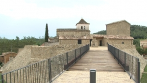 Exposicions d'Art al Castell de Palol de Revardit