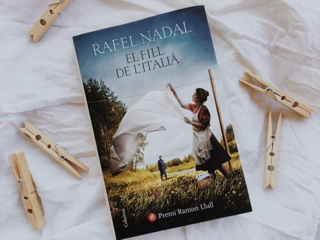"""Club de lectura - """"El fill de l'italià"""" de Rafel Nadal"""