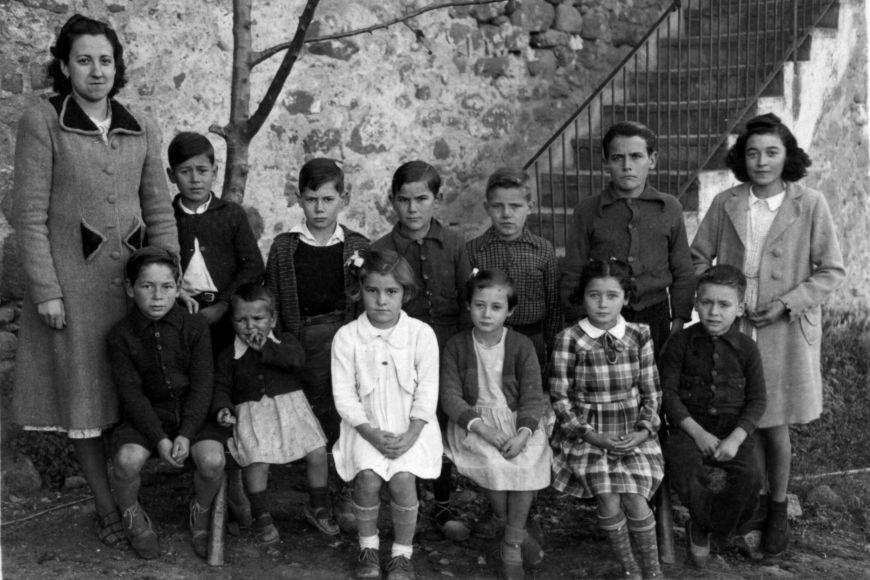 Exposició: Col·loqui amb mestres que van exercir durant el període franquista