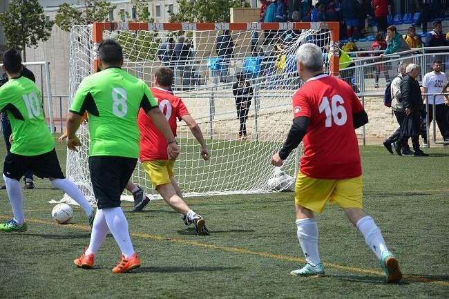 Jornada Futbol Sala Discapacitats
