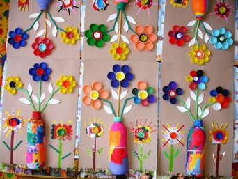 Tallers infantils - Tallers de la fira Gartstròmia i exposició de flors de Banyoles