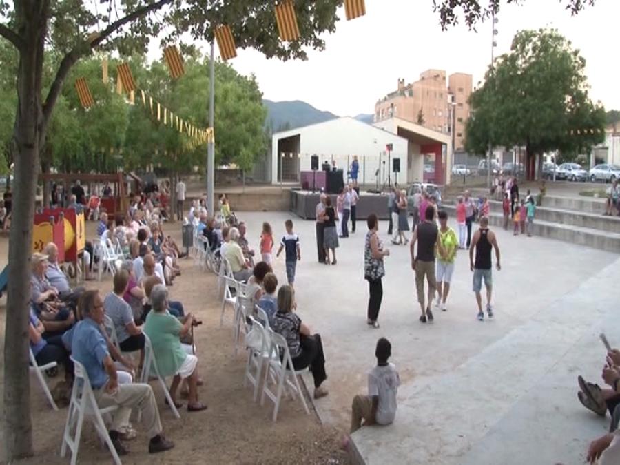 Festa barri de Sant Pere de Banyoles